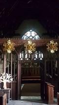 Image for Rood Screen - St Edmund - Fenny Bentley, Derbyshire, UK
