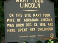 Image for Mary Todd Lincoln House -  Short St. Lexington, KY