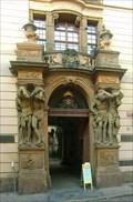 Image for Portal of  Clam-Gallas Palace, Prague, CZ