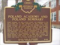 Image for Poland Academy and Poland Seminary  ~  17-50