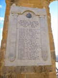 Image for Dorsetshire Regiment Fallen in Malta - Valletta, Malta