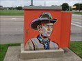 Image for Steve McQueen (Hollywood Film Cowboys) - North Richland Hills, TX