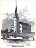 Image for The Church built on a Deacon's grave.