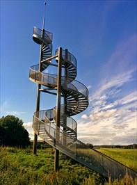 Passage, Stairway to Heaven - Lelystad, The Netherlands