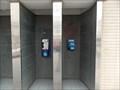 Image for 2 payphones / 2 telefonní automaty - Kafkova,  Praha 6, CZ