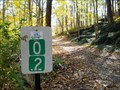 Image for Scout replaces mile markers on Greenbelt - Kingsport, TN