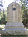 Image for 38th Indiana Infantry Monument ~ Chickamauga Georgia