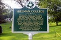 Image for Hillman College