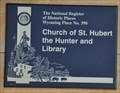 Image for Church of St. Hubert the Hunter and Library