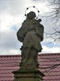 Image for St. John of Nepomuk // sv. Jan Nepomucký - Oskorínek, Czech Republic