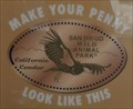Image for Condor Ridge Penny Smasher ~ San Diego Zoo Safari Park