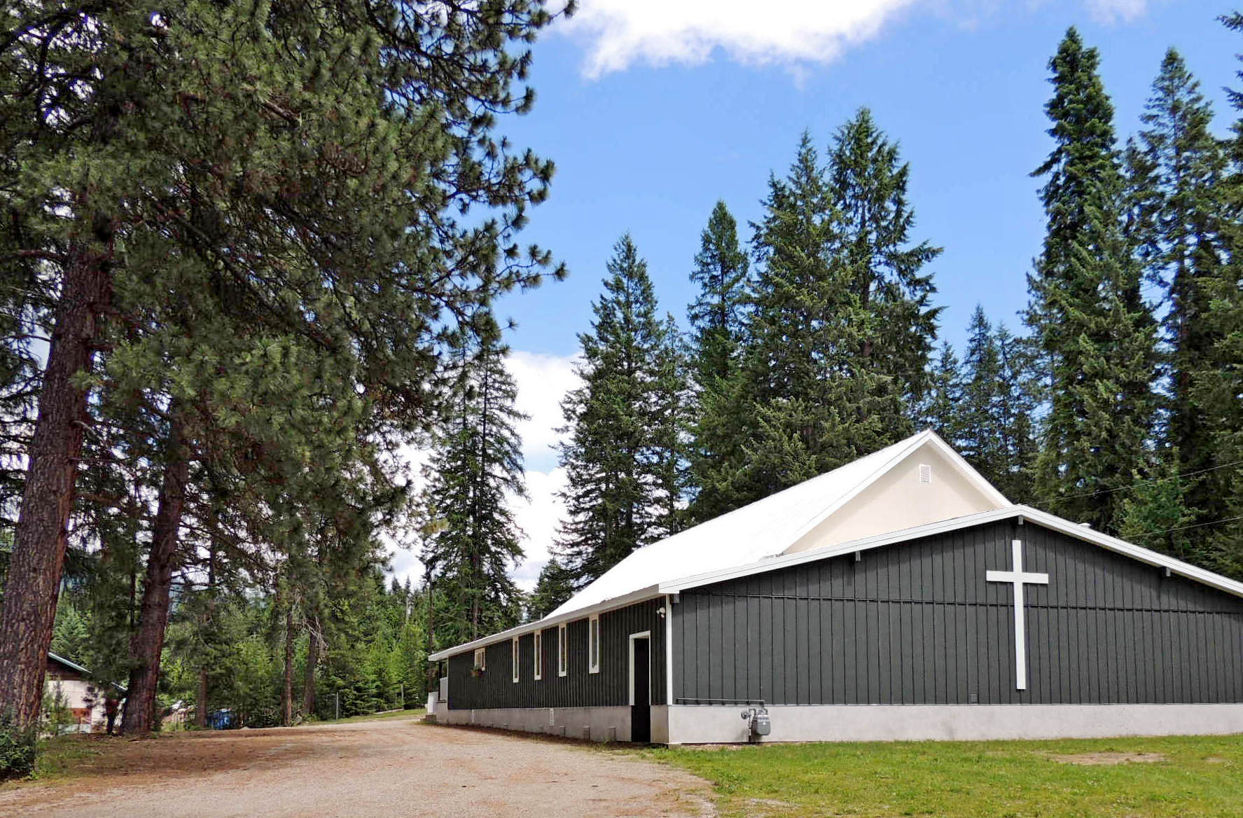 Covenant Church at the Junction, South Slocan, BC Photo