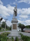 Image for Soldiers' and Sailors' Monument - Winchester, NH