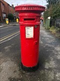 Image for Victorian Pillar Box - Park Road - Loughborough - Leicestershire - UK