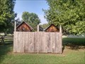 Image for Outhouses at Lang Pioneer Village - Keene, Ontario