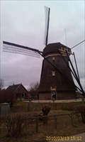 Image for Poldermolen Waardenburg, Waardenburg, Gelderland.