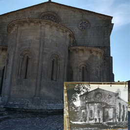 Santa Mariña De Augas Santas Allariz Ourense España Photos Then And Now On Waymarking Com