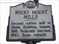Image for Rocky Mount Mills | E-7