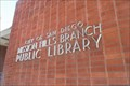 Image for Mission Hills Branch Library  -  San Diego, CA