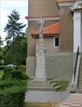 Image for Churchyard cross - Rohatec, Czech Republic