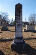 Image for John Julian Blackwell - Clinton Cemetery - Clinton, SC.