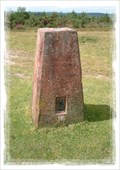 Image for Camp Hill Trigpoint - Duddleswell, East Sussex, UK.