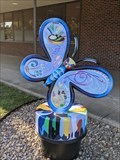 Image for Community Center Butterfly - Stillwater, OK
