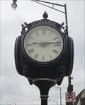 Image for Centennial Park Clock - Weatherford, OK