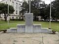 Image for World War II Memorial - Marlin, TX