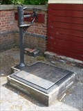 Image for Railway Baggage Weighing Scales - Froghall, Stoke-on-Trent, Staffordshire, UK