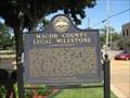 Image for Macon County Legal Milestone - Tuskegee, AL