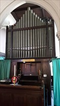 Image for Church Organ - All Saints - Eastchurch, Kent