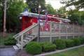 Image for The Little Red Caboose Ice Cream Station