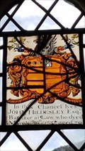 Image for John Hildesley - St Margaret - Hemingford Abbots, Huntingdonshire