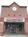 Image for Dunkin' Donuts Clock - Laurel, MD