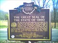 Image for The Great Seal of the State of Ohio : Marker # 15-71