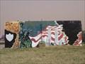 """Image for """"911 Mural"""" Altus, OK"""