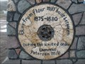 Image for Peterson Mill Millstone - Glenwood, UT, USA