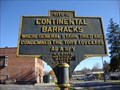 Image for Site of Continental Barracks - Schuylerville, NY