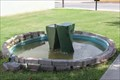 Image for Small Fountain -- Memorial Park, Roscoe TX