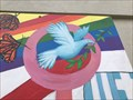 Image for Peace Mural Dove - Half Moon Bay, CA, USA