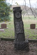 Image for Arthur M. Mabray -- Carl Cemetery, Creedmore TX
