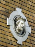 Image for Chimeras at the facade - Rheinallee 15 - Bad Godesberg, NRW, Germany