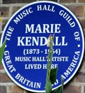 Image for Marie Kendall - Clapham Common North Side, London, UK