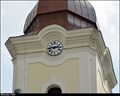 Image for Clocks on Church of St. John the Baptist / Hodiny kostela Sv. Jana Krtitele - Hlucín (North Moravia)
