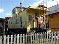 Image for UP #25644 Caboose - Edgewood, TX