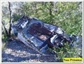 Image for Dead car - Saint Saturnin lez Apt, France