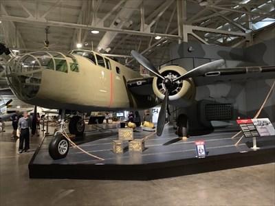 B-25 Mitchell, Ford Island, Pearl Harbor, Hawaii