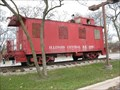 Image for IC 9951 caboose - Matteson, IL