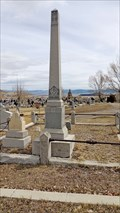 Image for Cloutier Obelisk - Anaconda, MT
